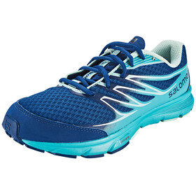 Salomon Sense Link Trailrunning Shoes Women gentiane/teal blue/igloo blue